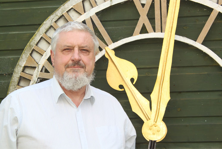 Domenica 13 ottobre: conferenza di Chris McKay sul Big Ben e gli orologi da torre a Mercanteinfiera